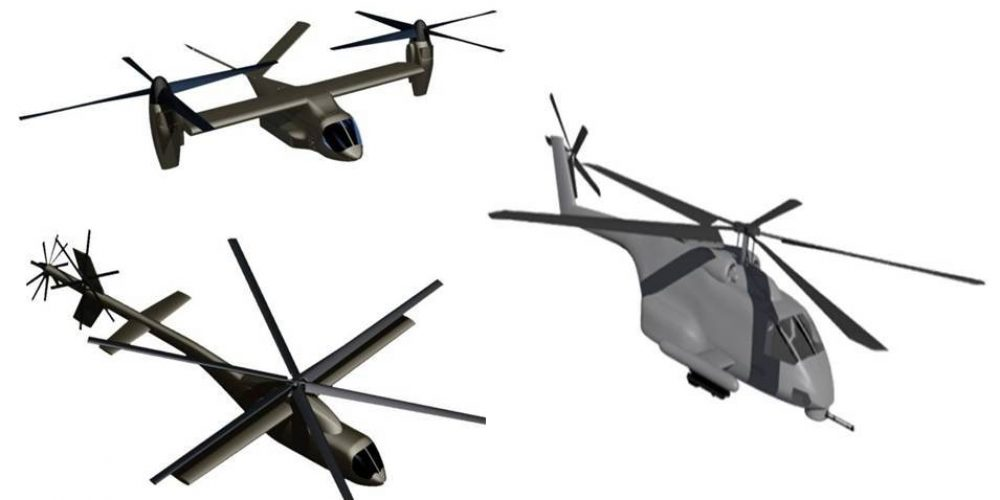 Pentagon, Army Developing Next-Generation Helicopter Fleet
