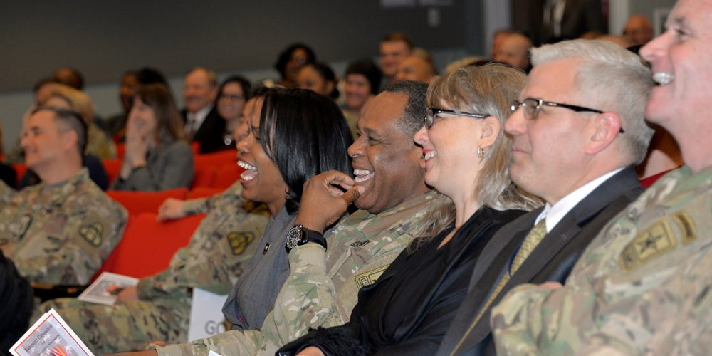 Army acquisition says goodbye to a leader, champion of people