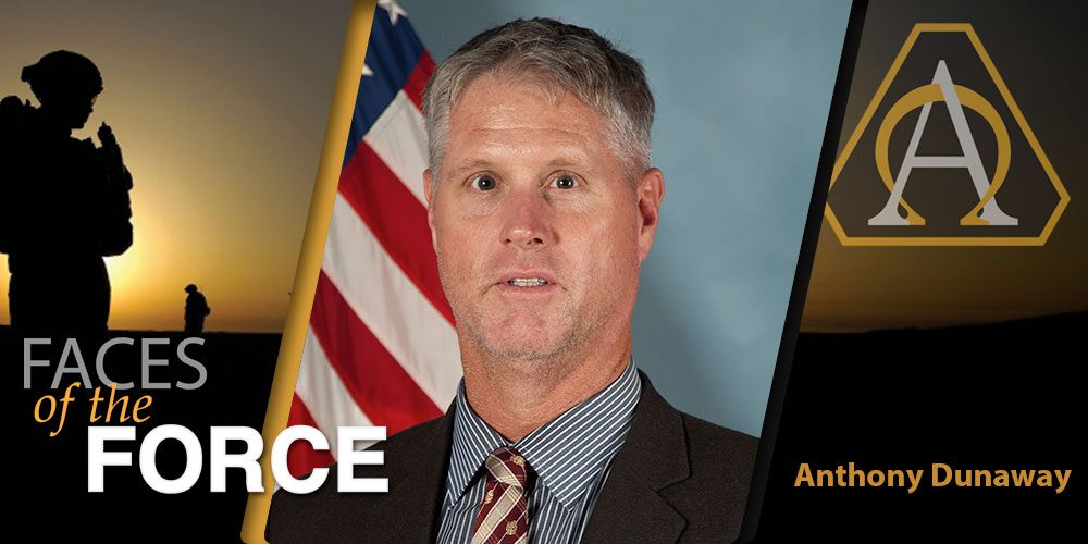 Faces of the Force: Anthony Dunaway