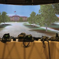 Call For Fire Trainer (CFFT) Immersive System