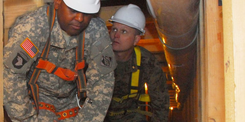 Tunnel Provides New Capability to Yuma Proving Ground