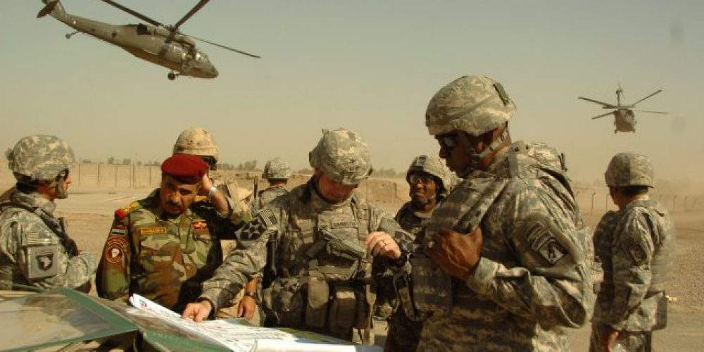Army deploying service-wide intelligence system