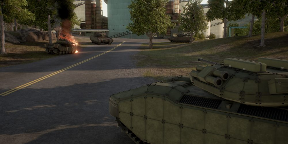 War game introduces early synthetic prototyping