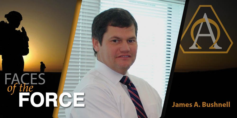 Faces of the Force: James A. Bushnell