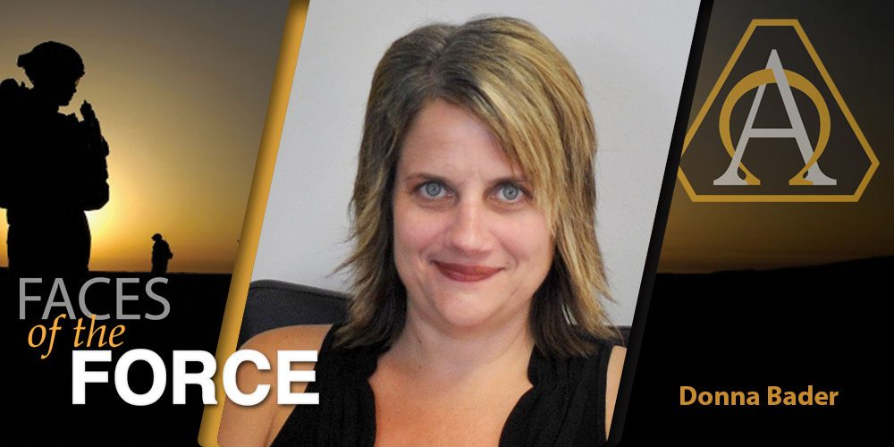 Faces of the Force: Donna Bader