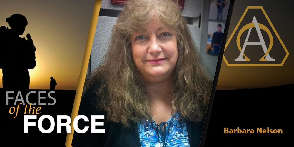 Faces of the Force: Barbara Nelson