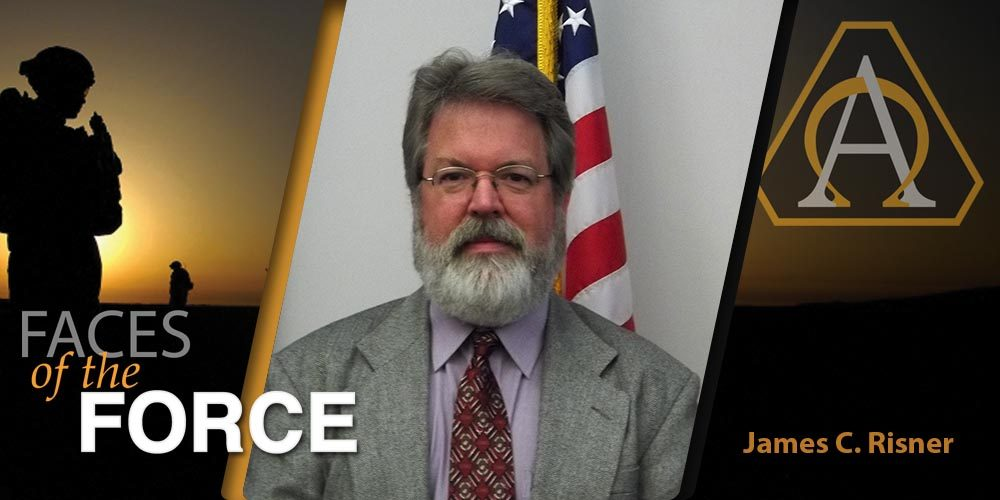 Faces of the Force: James C. Risner
