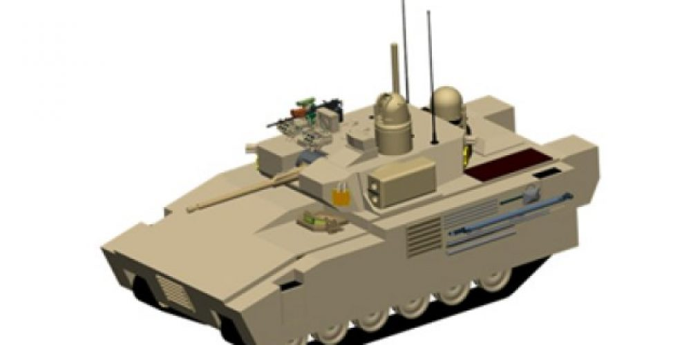 Army Ground Combat Vehicle acquisition strategy revised