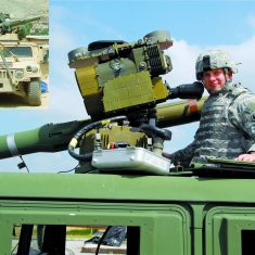 Improved Target Acquisition System (ITAS)