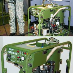 Joint Service Transportable Decontaminating System Small Scale (JSTDS-SS) M26