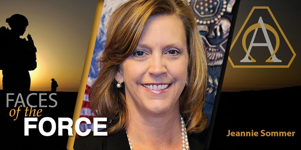 Faces of the Force: Jeannie Sommer