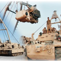 M88A2 Improved Recovery Vehicle HERCULES (Heavy Equipment Recovery Combat Utility Lift and Evacuation System)