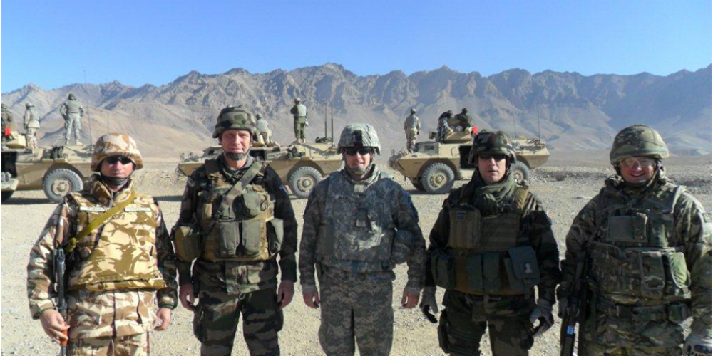 Train the Instructor Course a Vital Step Forward for Afghan Armor Corps