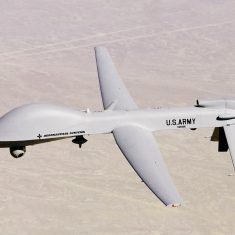 MQ-1C Gray Eagle Unmanned Aircraft System (UAS)