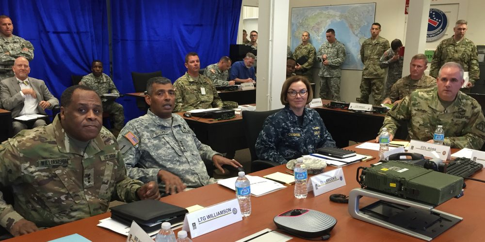 US Army Pacific exercise highlights joint communications for Pacific Theater