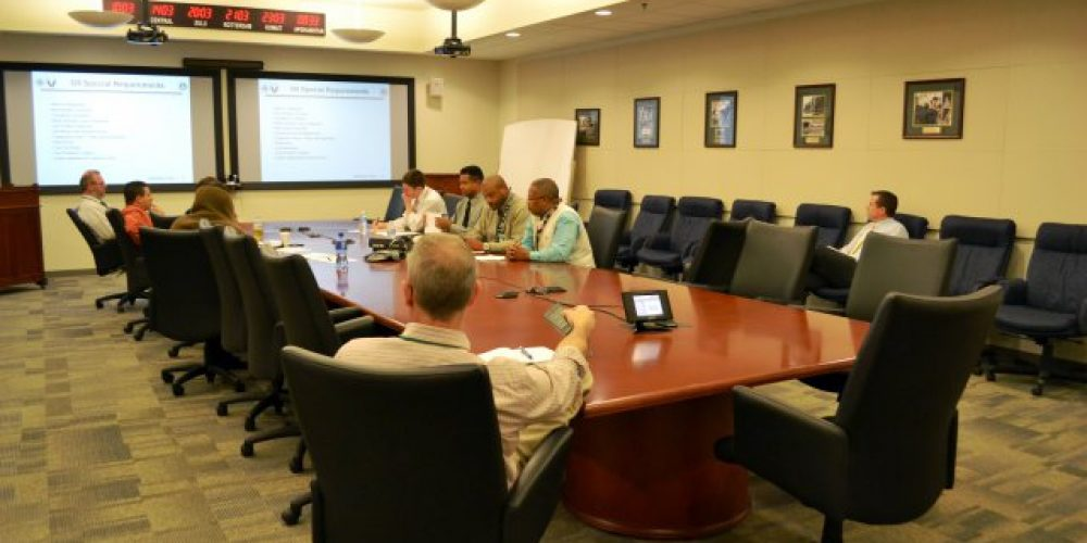 SDDC teleconference fills void in DOD shipper training, education