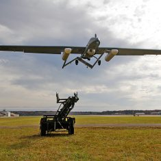 RQ-7Bv2 Shadow Tactical Unmanned Aircraft System (TUAS)