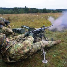 Small Arms – Crew Served Weapons