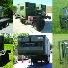 Tactical Electric Power (TEP)