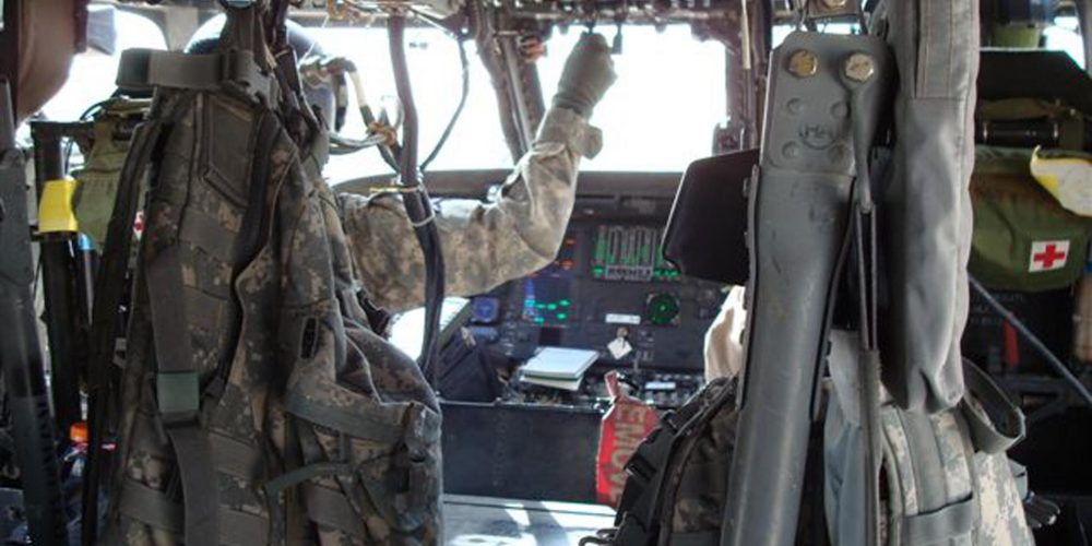 Next-Generation Equipment Eyed for New Helicopter
