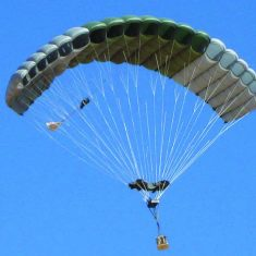 Joint Precision Airdrop System (JPADS)