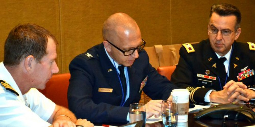 Military, civilian medical experts emphasize investment in acute trauma care
