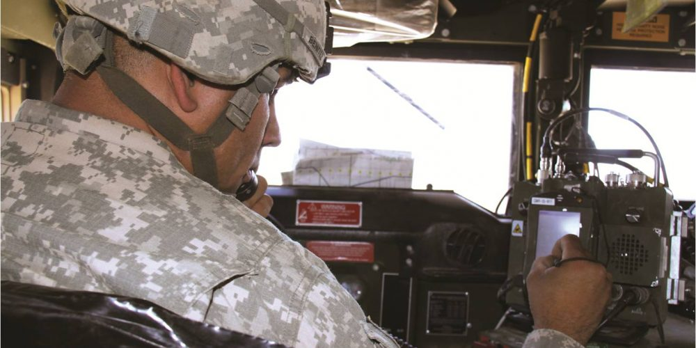 Building the Army Network: 'A Revolutionary New Approach'