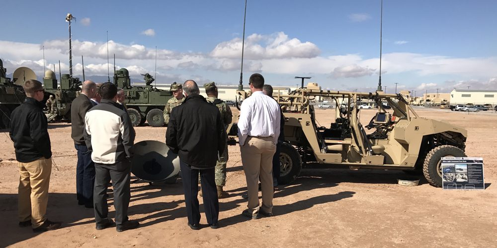 Commanders weigh in on expeditionary command post specs