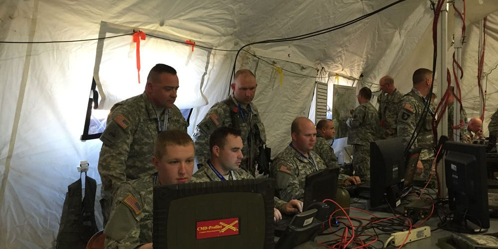 Profiler meteorological system aligns with Army's fire support