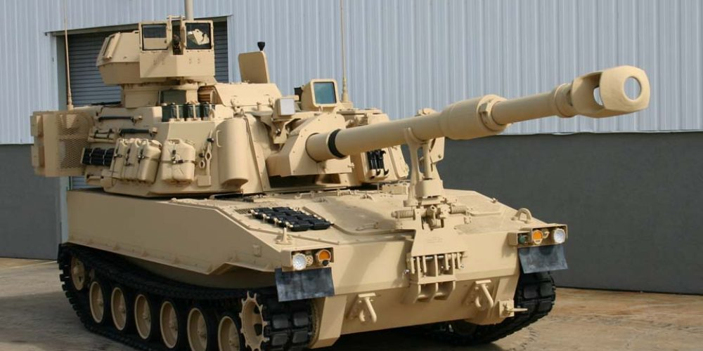 Army Begins Limited User Test of Paladin Upgrade