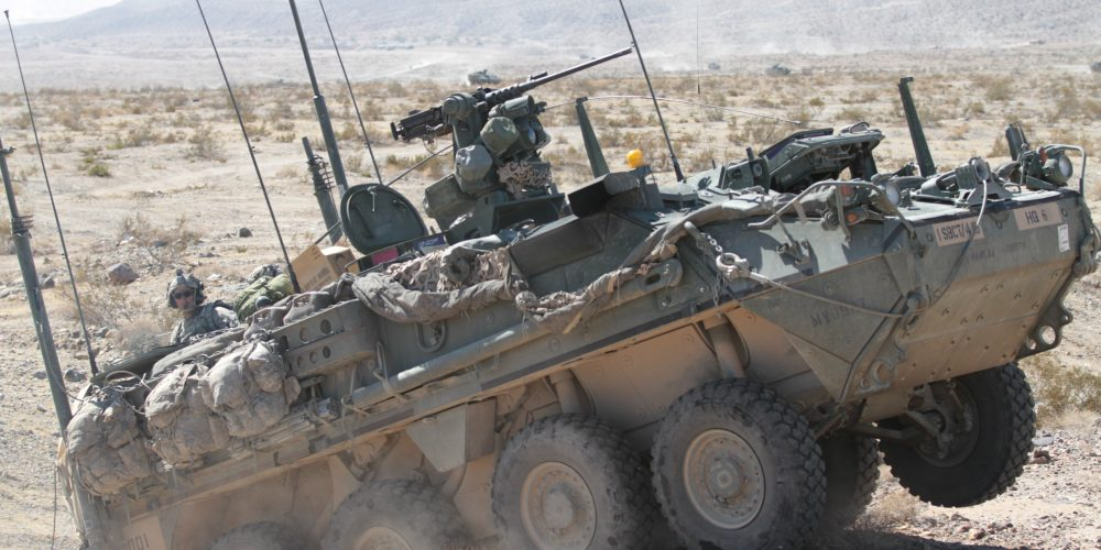 Ground combat system upgrades focus on weight, lethality