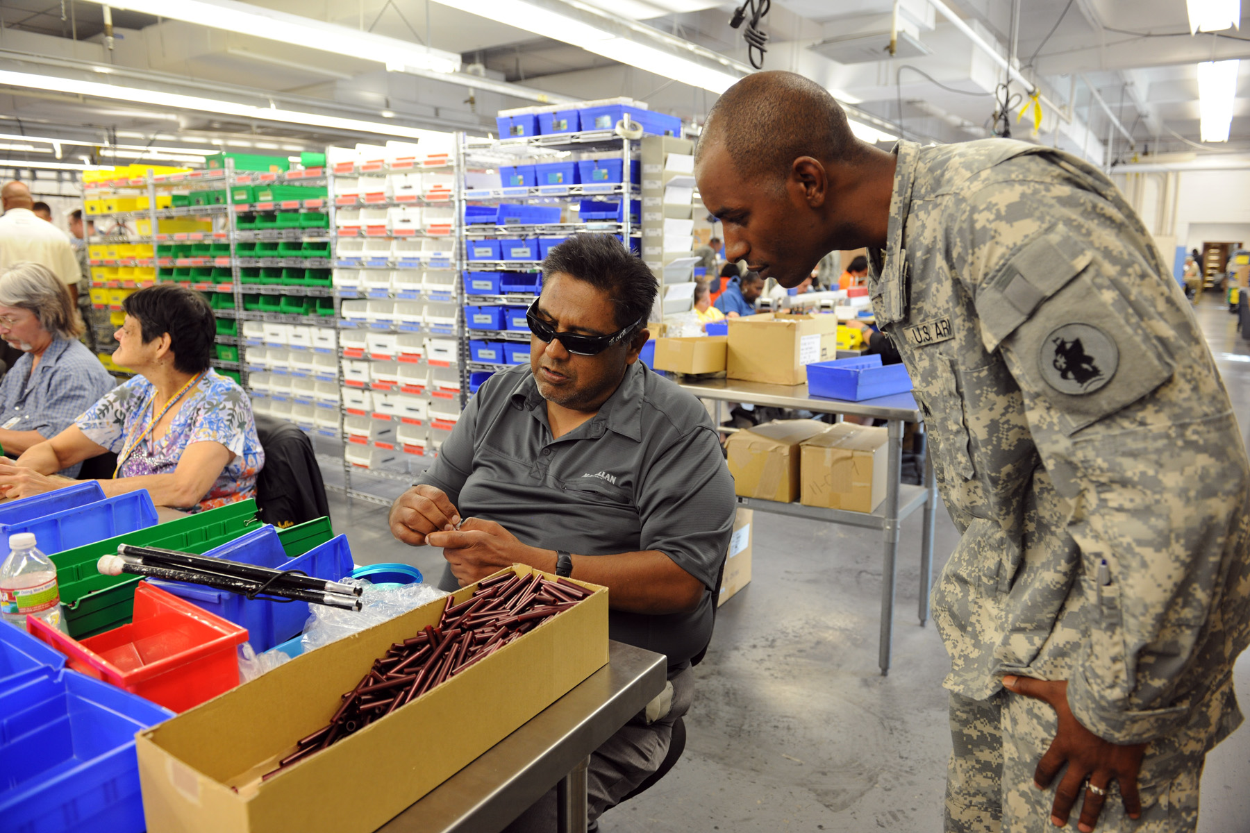 Ability e Partnerships a Good Fit for Army Contracting